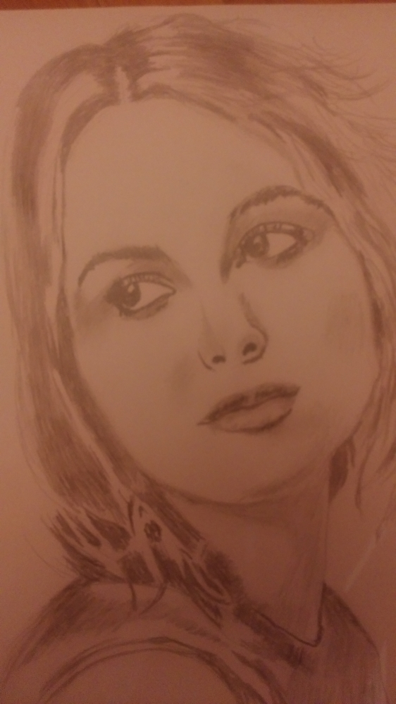 Keira Knightley by marriotti96